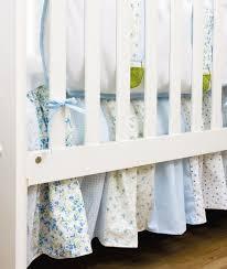 Diy Baby Room Decor Diy Baby Room Decor Ideas Sewing Crib Scirt Fabric Scraps