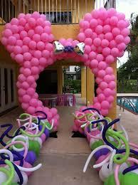 128 best balloons images on pinterest balloon decorations