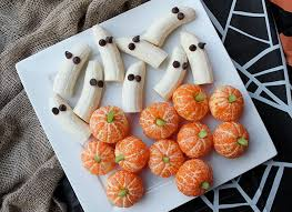 Easy Healthy Halloween Snack Ideas Cute Halloween Fruit And Halloween Party Ideas Appetizers Dinner And Desserts Printable