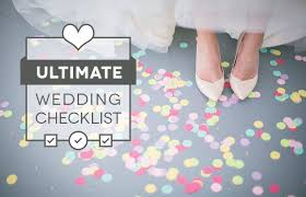 ultimate wedding planner the ultimate wedding checklist a wedding planning guide