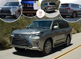 lexus lx model year changes 2016 lexus lx 570 caricos com