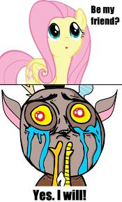 Mlp Fluttershy Meme - 219385 cute discord fluttershy okay rage face safe