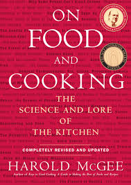 on food and cooking book by harold mcgee official publisher