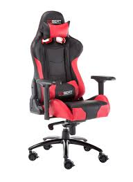 Comfy Pc Gaming Chair Red Pc Gaming Chair Opseat Master Series