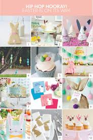 12 party ideas help you plan your easter celebration