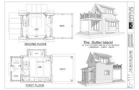 one story tiny house stylish idea house plans with floor plan and elevations 8