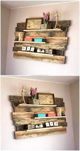 adorn home decor really functional creations with wood pallets wall decor