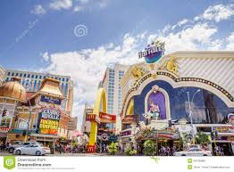 Harrah S Las Vegas Map by Best Western Plus Casino Royale Mcdonalds And Harrahs Editorial