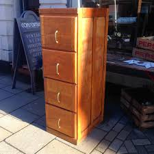 Solid Wood Filing Cabinets by Vintage Oak Filing Cabinet Roselawnlutheran