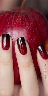 ways to get ombre nails at your own home 25 halloween nail manicures
