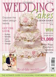 wedding cakes magazine autumn 2012 squires kitchen shop