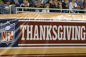 chargers vs cowboys thanksgiving time tv schedule