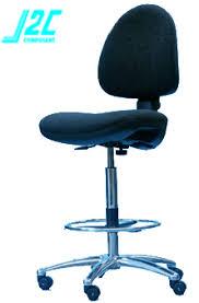 chaise bureau haute charmant chaise haute bureau de chaises reglables en hauteur esd