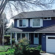 metro metal roof blue house timber shake modern metal roof u2026 flickr