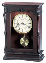 Crystal Mantel Clocks Decor Large Mantle Clock Bulova Mantel Clock Bulova Crystal
