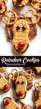 reindeer cookies recipe reindeer cookies food and christmas