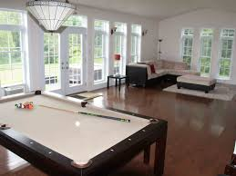 Pool Table Dining Room Table by Dream House With Mountain View Tub Homeaway Bromont