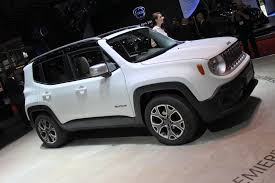 jeep renegade mileage 2015 jeep renegade tiniest jeep yet unveiled in geneva