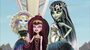 Howleen Wolf 13 Wishes Monster High 13 Wishes Blu Ray Review High Def Digest