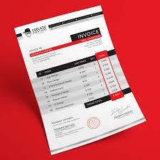 top 10 best free professional invoice template designs in ai u0026 psd