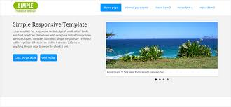 the 50 best free responsive web templates 1stwebdesigner