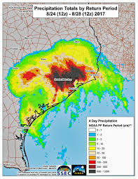 New Orleans Elevation Map by Harvey U0027s 2 Day Rain In Houston Is 3 Times Floodwater Pumped From