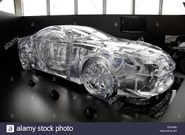 lexus richmond uk lexus l finesse crystalised wind a ghostly crystal sculpture on