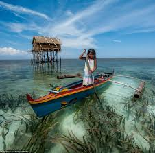 car junkyard in the philippines the incredible bajau refugees who built their homes in the ocean