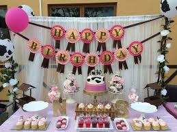 dessert table backdrop partymojos signature dessert table in singapore pink and gold baby