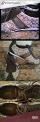 Are Coach Shoes Comfortable Coach Tennis Shoes Super Stylish Comfortable Hardly Worn 100