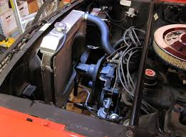 electric radiator fans and shrouds mustang v8 electric fan and shroud kit 1964 1966 installation