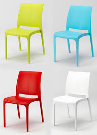 Outdoor Plastic Chairs Stacking Plastic Chair For Outdoors Idfdesign