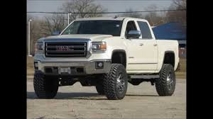 lifted gmc 2015 new white diamond 2014 gmc sierra 4x4 6