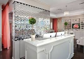 desk hair salon reception desk ideas salon reception desk