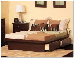 Simple King Size Bed Frame by Best 25 King Size Platform Bed Ideas On Pinterest Queen
