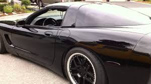 c5 corvette lowered c5 corvette transformation then and now updated