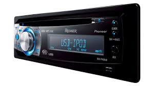 deh p400ub premier cd receiver with oel display usb direct