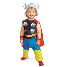 12 18 Month Halloween Costumes Marvel Thor Halloween Costume Infant Size 12 18 Months