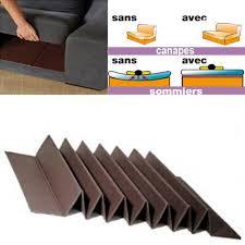 redresseur de canapé 2 places ou matelas 90 120 achat vente
