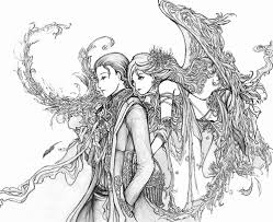 free printable coloring pages for adults fairies u2013 wallpapercraft