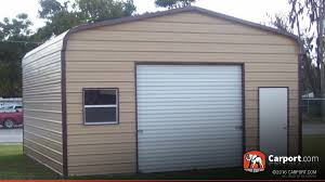 metal garage with regular roof 18 u0027 x 21 u0027 shop metal garages online