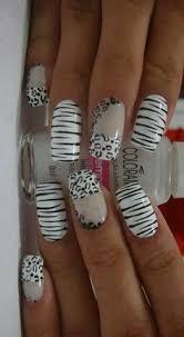 10 nail ideas for summer zebra stripe nails pink zebra and nail