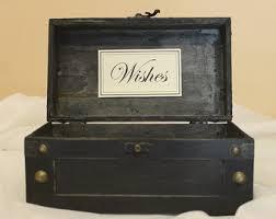 wedding wish box wedding wishes box etsy