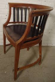 Antique Swivel Office Chair by Furniture Antique Interior Chair Design With Cozy Spindle Chair