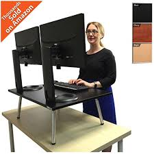 stands height adjustable standing desk varidesk pro 30