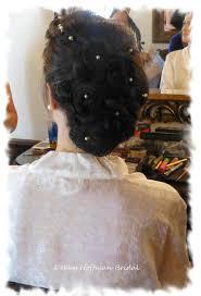 pearl hair pins ivory or white swarovski pearl bridal hair pins