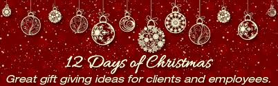 12 days of christmas recaps great holidays gifts catch fire
