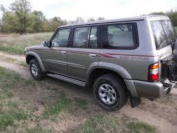 nissan patrol safari 2016 nissan patrol y61 1998 sprzedany giełda klasyków