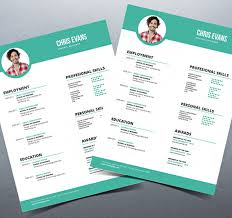 design lebenslauf 40 best free resume templates 2017 psd ai doc free printable