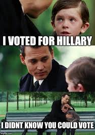 I Voted Meme - finding neverland meme imgflip